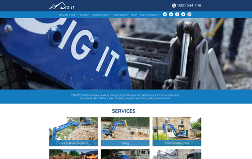 DigIT Contracting
